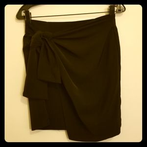Design Lab Wrap Around Skirt